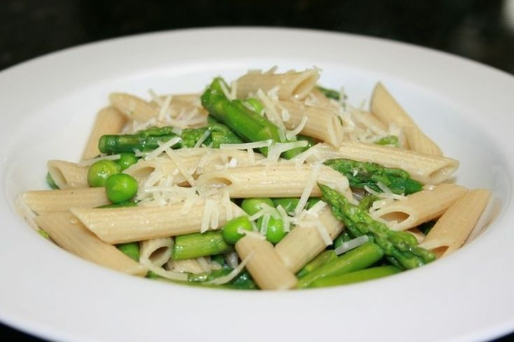 Asparagus, Peas & Penne recipe on Food52