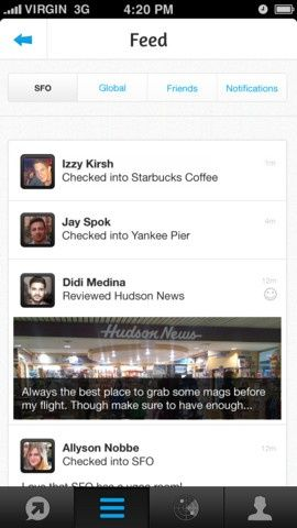 Airport Chatter for iPhone iPod touch and iPad on the iTunes App Store (built with Appcelerator Titanium)