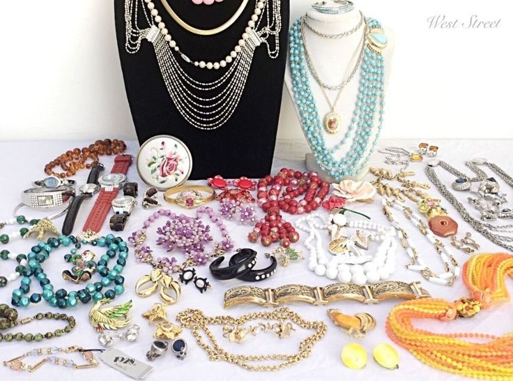 How to Price and Sell Estate Jewelry
