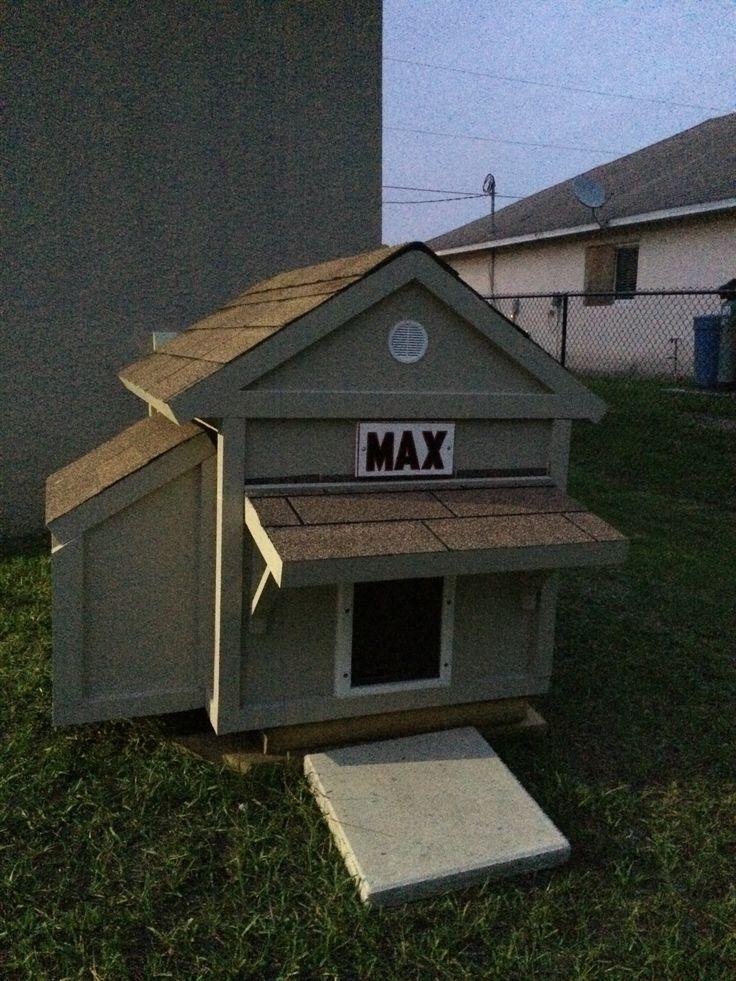 Ac dog house