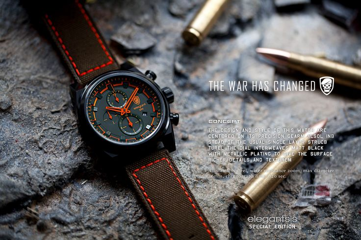 elegantsis watch JT51 Special Forces