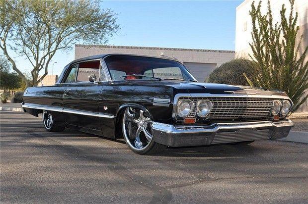1963 CHEVROLET IMPALA CUSTOM 302V8    http://carpictures.us/1963-chevrolet-impala-custom-302v8/