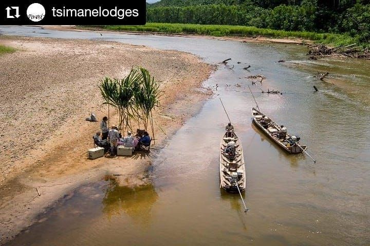 #Repost @tsimanelodges    AGUA NEGRA WEEKLY PROGRAM  Agua Negra holds the best waters for sight casting in Tsimane with big dorados in shallow waters.  Also the medium section of the Sécure river is plenty of sh on the structure and the Chimoro stream is perfect for Yatorana and medium size dorados on light weight tackle.  http://ift.tt/2G1C21X  PH: @carterandrewsfishing  #Tsimane. #TsimaneLodge #flyfishing #fishing #goldendorado #dourado #jungle #rioflylines #angler #selva #fish #travel…