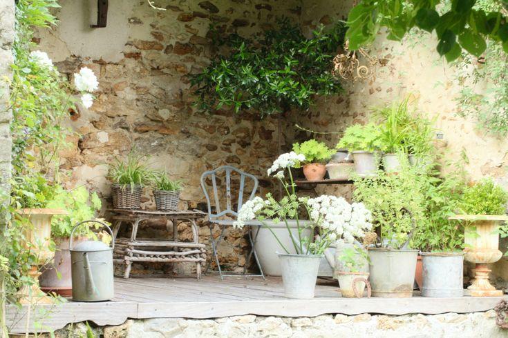 Au jardin - Grange de charme