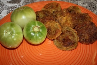 Fried Green Tomatoes!   yummy cookin!!!!   Pinterest