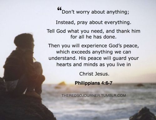 scripture on worry | Bible Quotes About Anxiety. QuotesGram