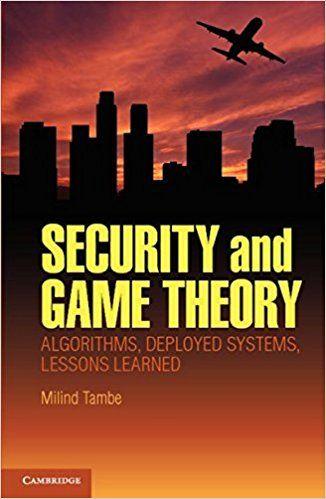 Resultado de imagen de security and game theory