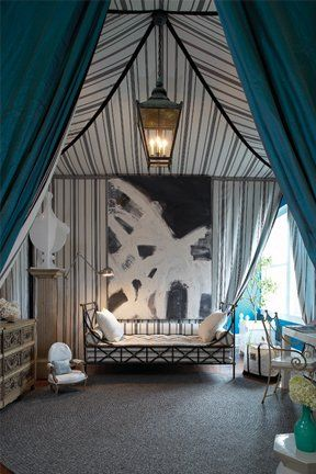 indoor/outdoor living: Tent Rooms, Decor Ideas, Design Ideas, Indoor Tent, Hampton Design, Rooms Ideas, Inspiration Spaces, Spaces Design, Martha Angus
