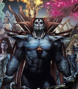 Mr. Sinister - X-Men Wiki - Wolverine, Marvel Comics, Origins