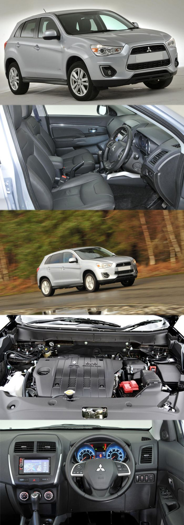Mitsubishi asx is a good practical small suv https www enginetrust