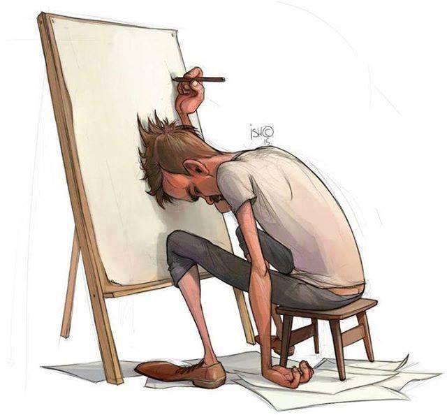 Art by Sergey Ishmaev*  • Blog/Website | (www.instagram.com/ishmaev) ★…