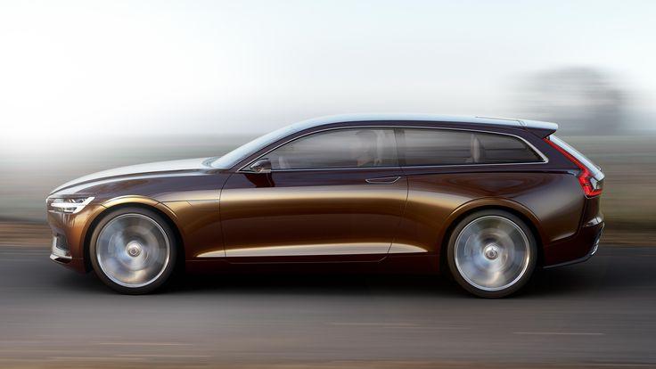 Concept Estate | Volvo Cars