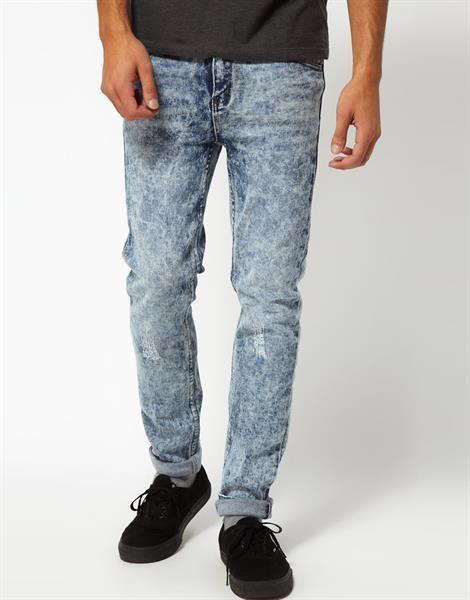 Модные узкие мужские джинсы cheap monday