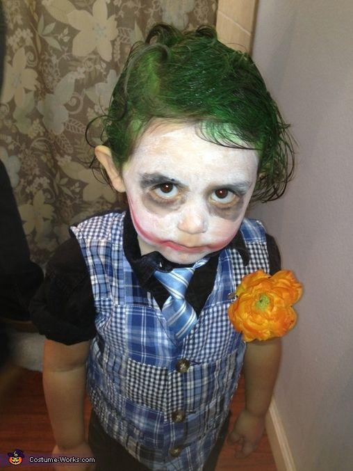 The 25 best joker halloween costume ideas on pinterest joker little joker halloween costume contest at costume works solutioingenieria Choice Image