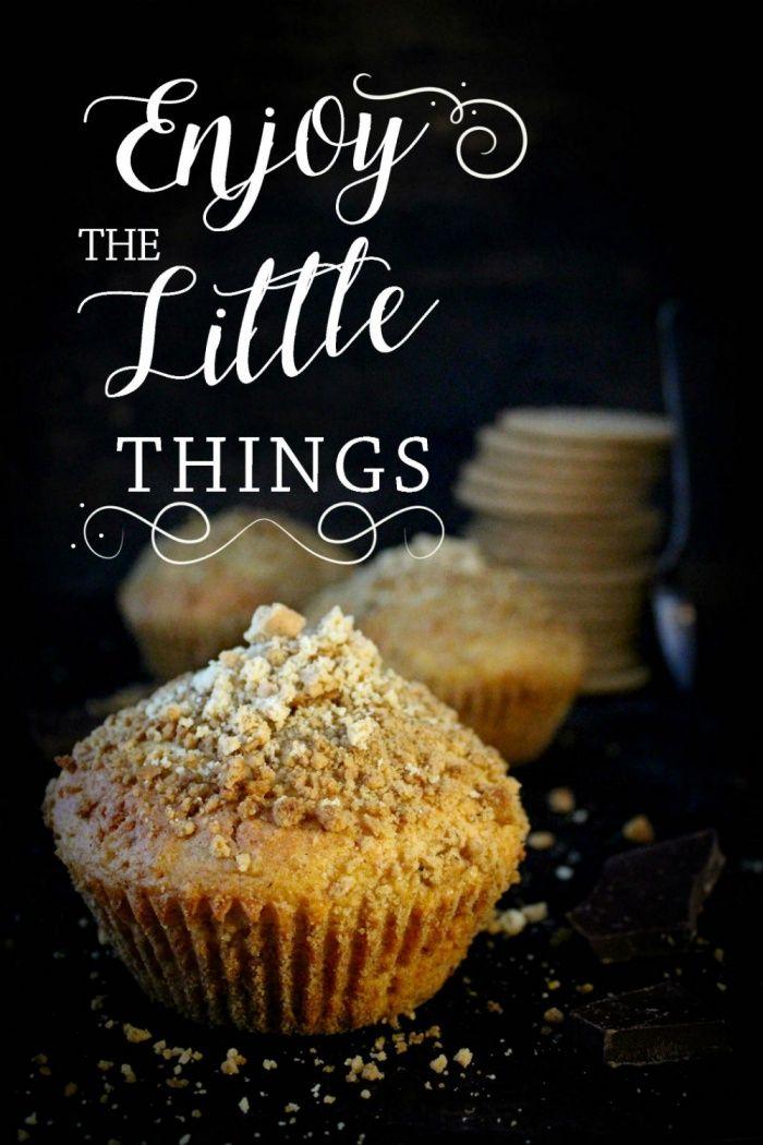 Digestive crumble cupcake smuldre muffins