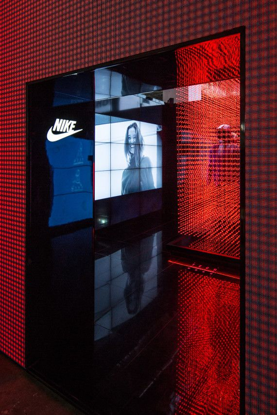 Nike Tech Pack - Retail Experience Booth | Shanghai