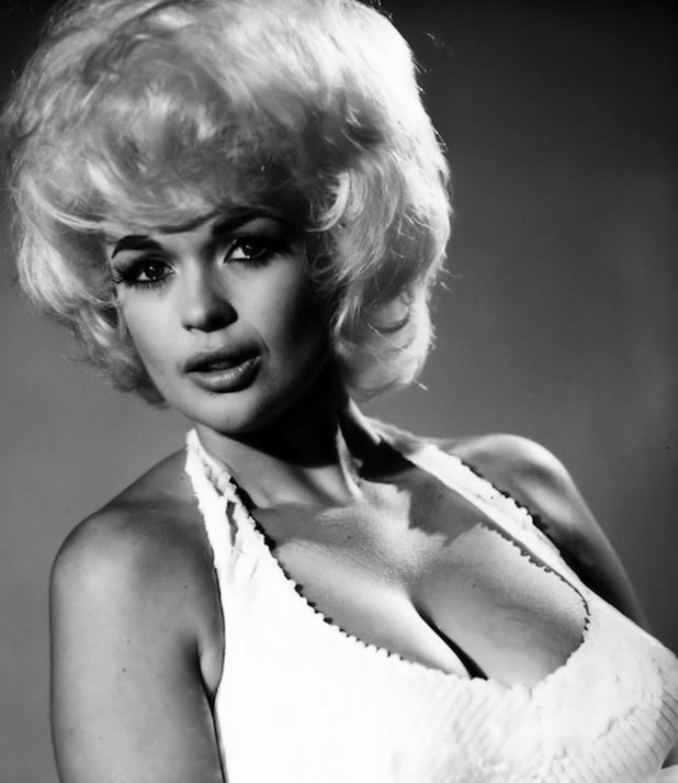 75 Best Jayne Mansfield Images On Pinterest Classic Hollywood