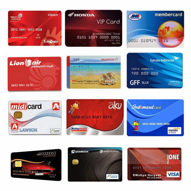 ID Card Anggota / Member sekaligus alat pembayaran/ transaksi adalah  kartu yang hanya dimiliki oleh anggota perusahaan atau organisasi ataupun usaha. Kartu Member biasanya menawarkan keuntungan-keuntungan tertentu terhadap pemegangnya.