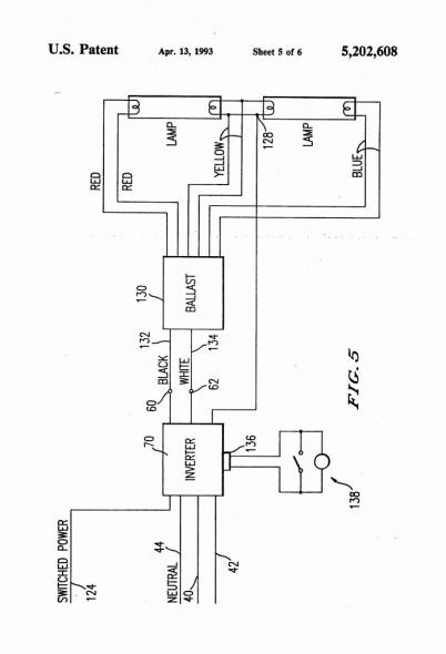 70 watt metal halide ballast wiring diagram