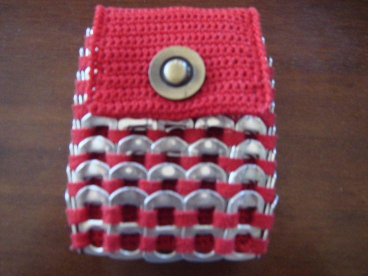 anillas de las latas de coca cola ayuda ¡¡¡¡   Aprender manualidades es facilisimo.com
