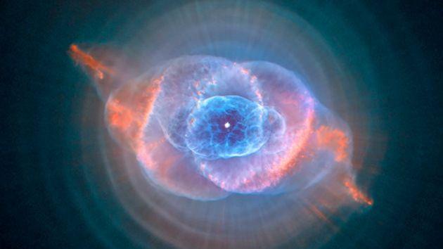 Hubble va nel ''Triangolo delle Bermuda' di spazio.Circa l' atmosfera terrestre,.......