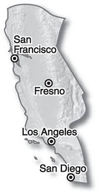 "August 2012 Long-Range Weather Forecast for San Francisco, California from The Old Farmer's Almanac: AUGUST 2012: temperature 74° (2° above avg.); precipitation 0.1"" (avg.); Aug 1-3: A; Aug M:; Aug clouds,: P; Aug M:; Aug sun: coast; sunny inland; warm; Aug 4-22: Sunny; warm coast, hot inland; Aug 23-26: Scattered showers, hot; Aug 27-31: Sunny."
