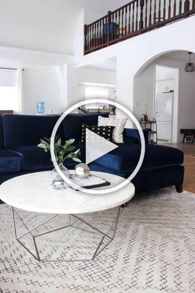 Modern vardagsrum avslöja in 2020 | Interior design living