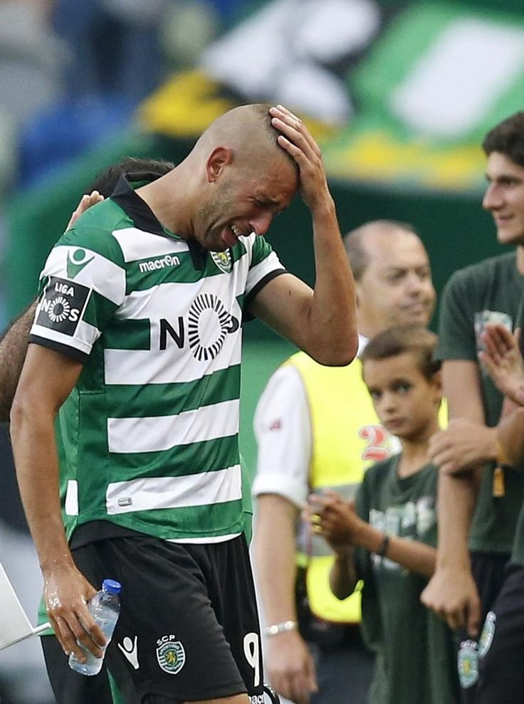 ISLAM SLIMANI: Its a hard feeling to cope with when you´re about to part ways with a family you love. Wish you all the best, fierce lion.