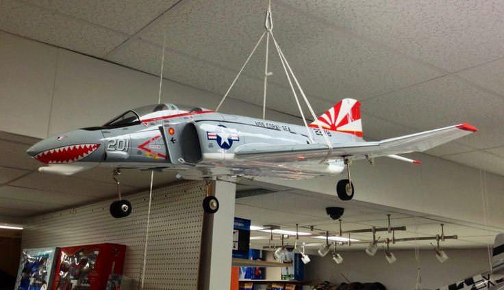 F 4 Phantom Just One Of The Many Rc Beautiful Planes For