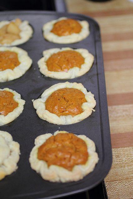 Mascarpone Pumpkin pie by Adventuress Heart, via Flickr