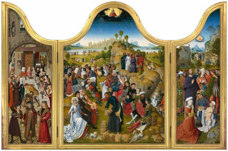 25 best tetramorphe images on pinterest middle ages angel ttramorphe le triptyque des miracles du christ fandeluxe Image collections