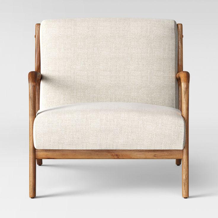Esters Wood Arm Chair Husk Project 62 Millbrook Husk