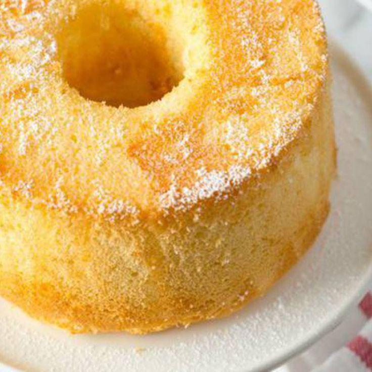 Chiffon cake, mode d'emploi Plus