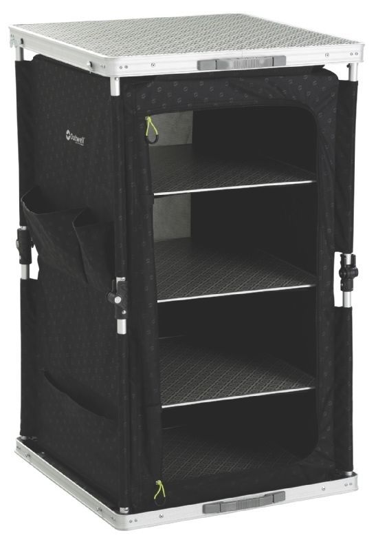 Outwell Lucia Cupboard - Camping Collapsible Storage