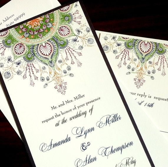 57 Best Wedding Invitations Images On Pinterest