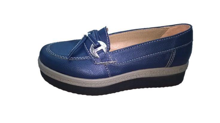(1) Zapatos Mocasin Primavera Verano 2018 - $ 449,99 en Mercado Libre