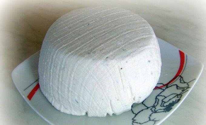 Domácí sýr LUČINA | NejRecept.cz