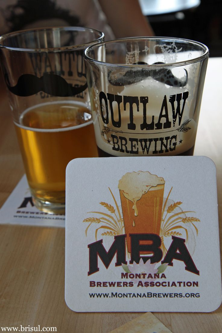 Map Of Oregon Breweries%0A Outlaw Brewing a local brewery in Bozeman Montana  Nitro Stout
