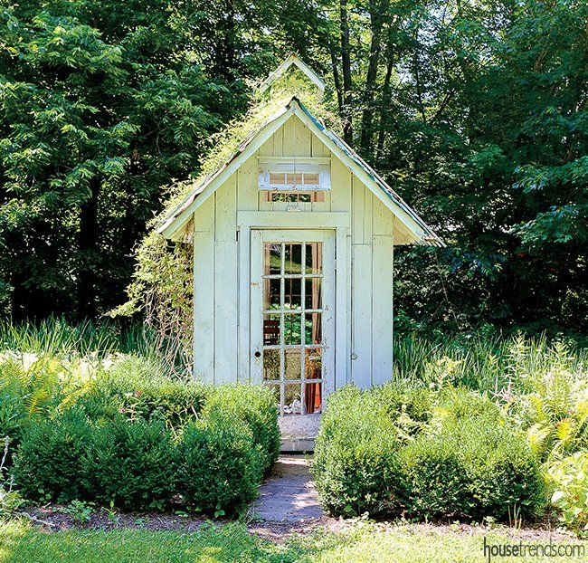 In Sheds A Palooza Outbuildings Are So In Right Now Shed