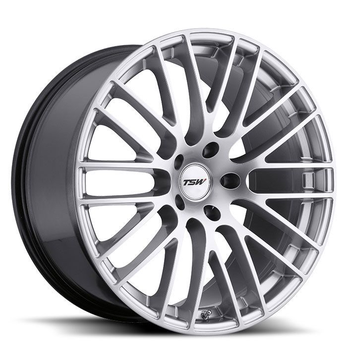 TSW Max - Hyper Silver