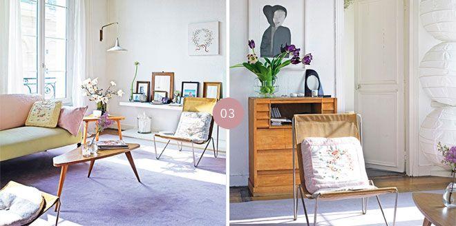 Vanessa Bruno's Paris Apartment: Bruno Paris, Simple Interiors, Color, Paris Apartments, Bruno S Paris, Inspiration Interiors, Home Inspiration, Interiors Rooms, Inspiration Gorgeous