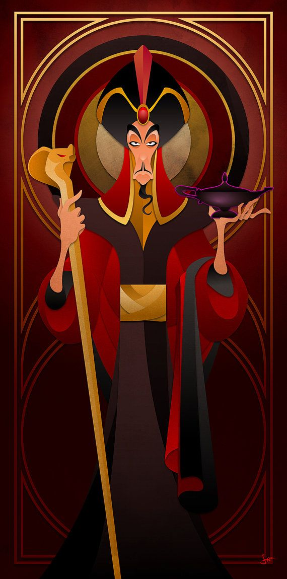 Disney Villains Series - Jafar