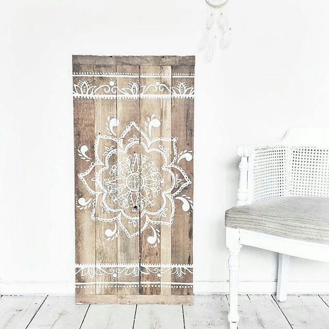 17 beste idee n over oud hout projecten op pinterest oud hout knutsel idee n verouderend hout - Schilderij kooi d trap ...
