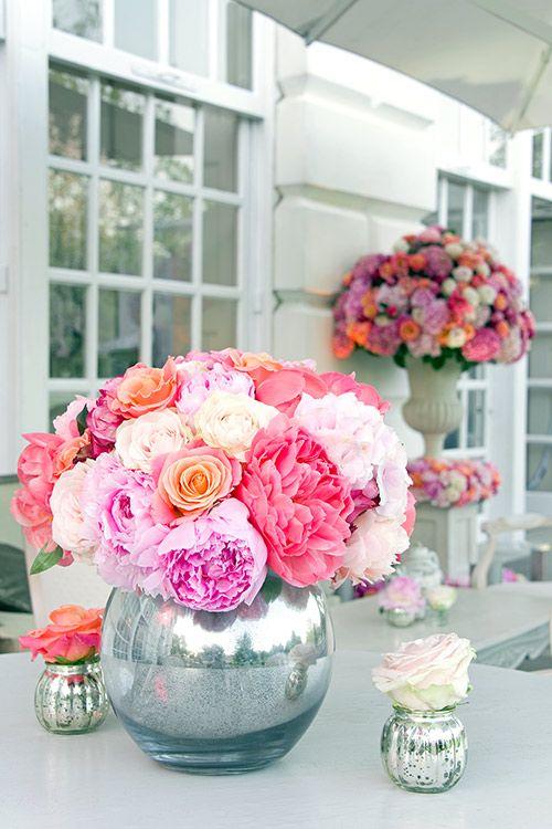 Kew Gardens Wedding Flowers By Philippa Craddock