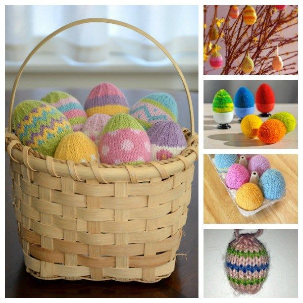 14 best easter knitted eggs images on pinterest knit patterns easter egg knitting patterns negle Gallery