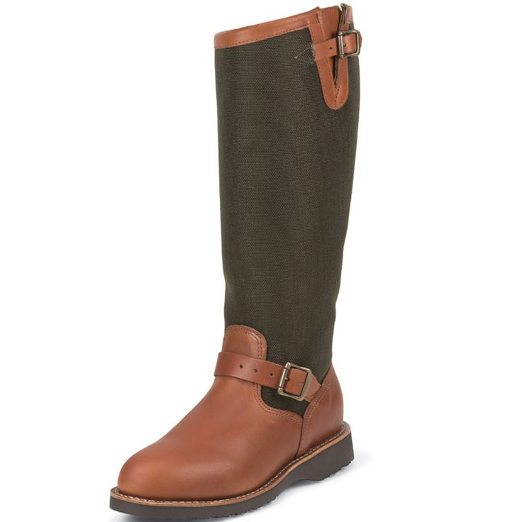Women's Chippewa Field Snake Proof Outdoor Boots