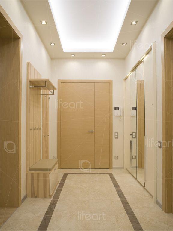 Дизайн коридора в немецком стиле