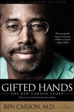 a biography of ben carson an american author Rarer still - even unprecedented - for a black neurosurgeon to become an american political star, but nothing about ben carson's quick rise to prominence in the gop has followed a typical path.