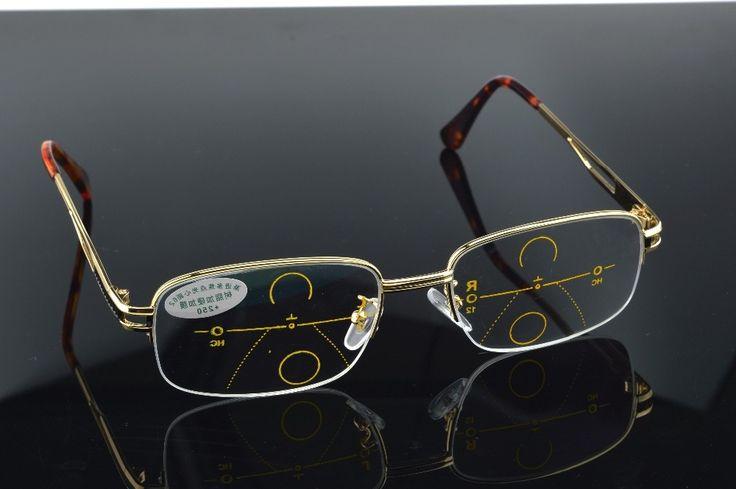 31.69$  Buy now - https://alitems.com/g/1e8d114494b01f4c715516525dc3e8/?i=5&ulp=https%3A%2F%2Fwww.aliexpress.com%2Fitem%2FProgressive-multifocal-reading-glasses-Half-Rim-See-near-far-Ultra-light-alloy-intelligence-1-0-1%2F1000001130262.html - = CLARA VIDA = Progressive Multifocal Reading Glasses Half-Rim See Near Far Ultra Light gold Intelligence ADD +1 +1.5 +2 TO +4 31.69$