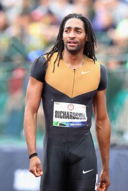 Jason Richardson Track & Field Olympian